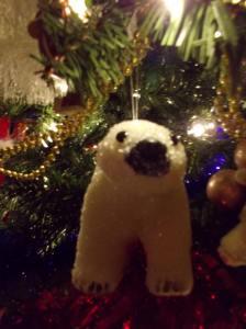Bear'y Christmas
